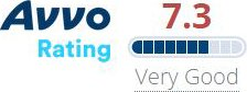 Avvo Rating 7.3 Very Good